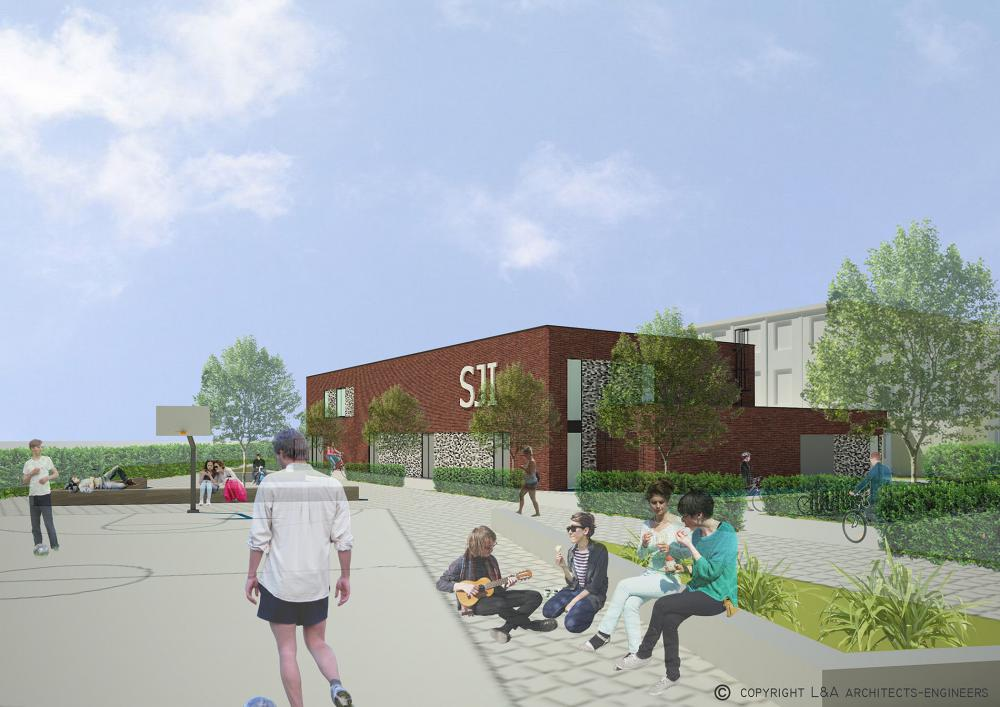 Gesubsidieerde Vrije Basisschool en Sint-Jozefsinstituut